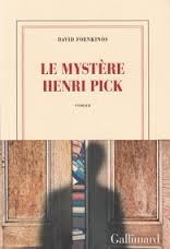 MYSTERE HENRI PICK
