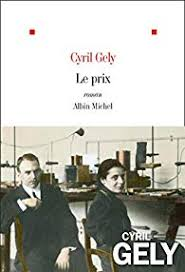 Le prix cyril gely